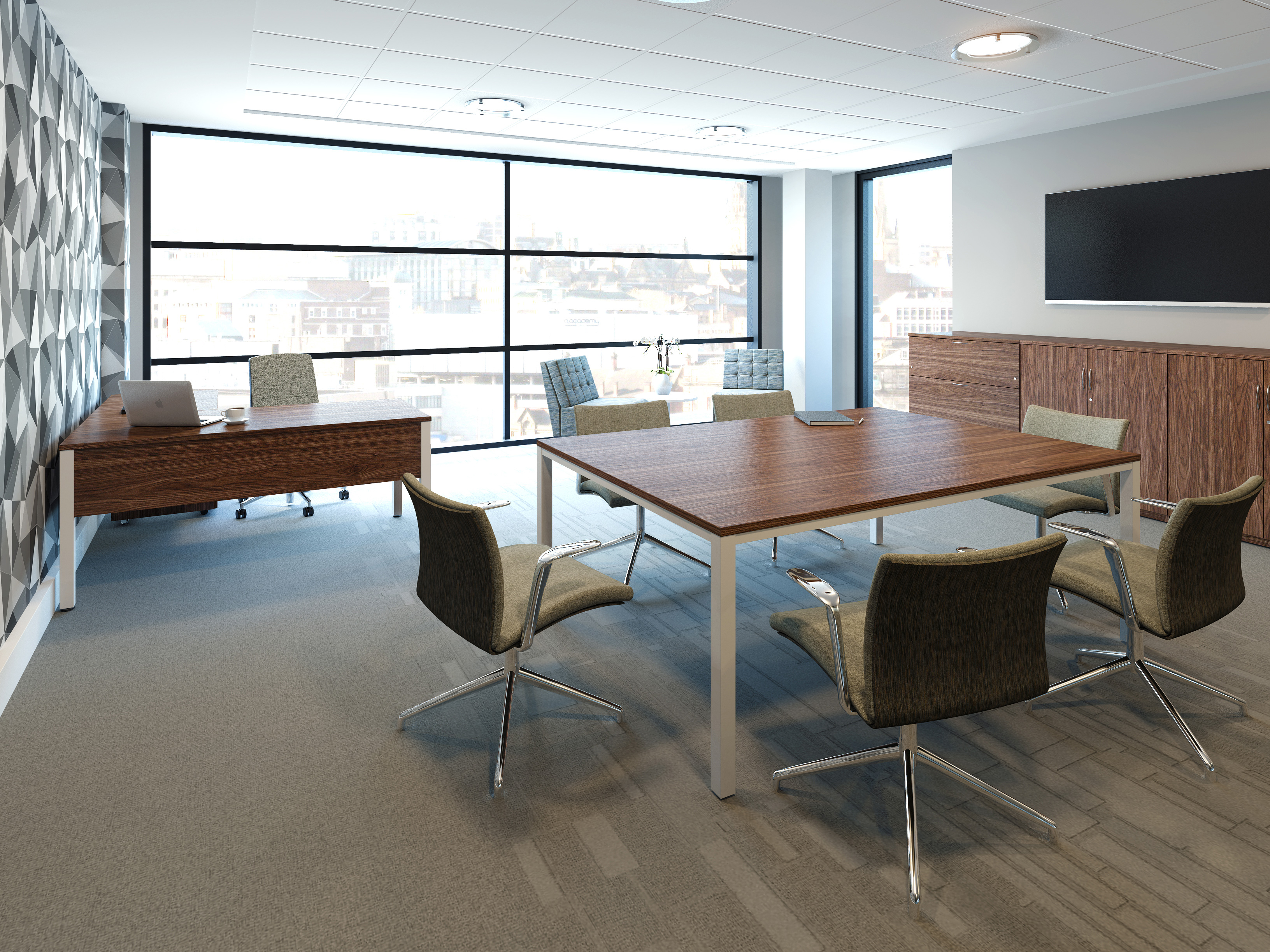 EBORCRAFT LAUNCHES THE NEW AVID RANGE OF CONTEMPORARY OFFICE FURNITURE