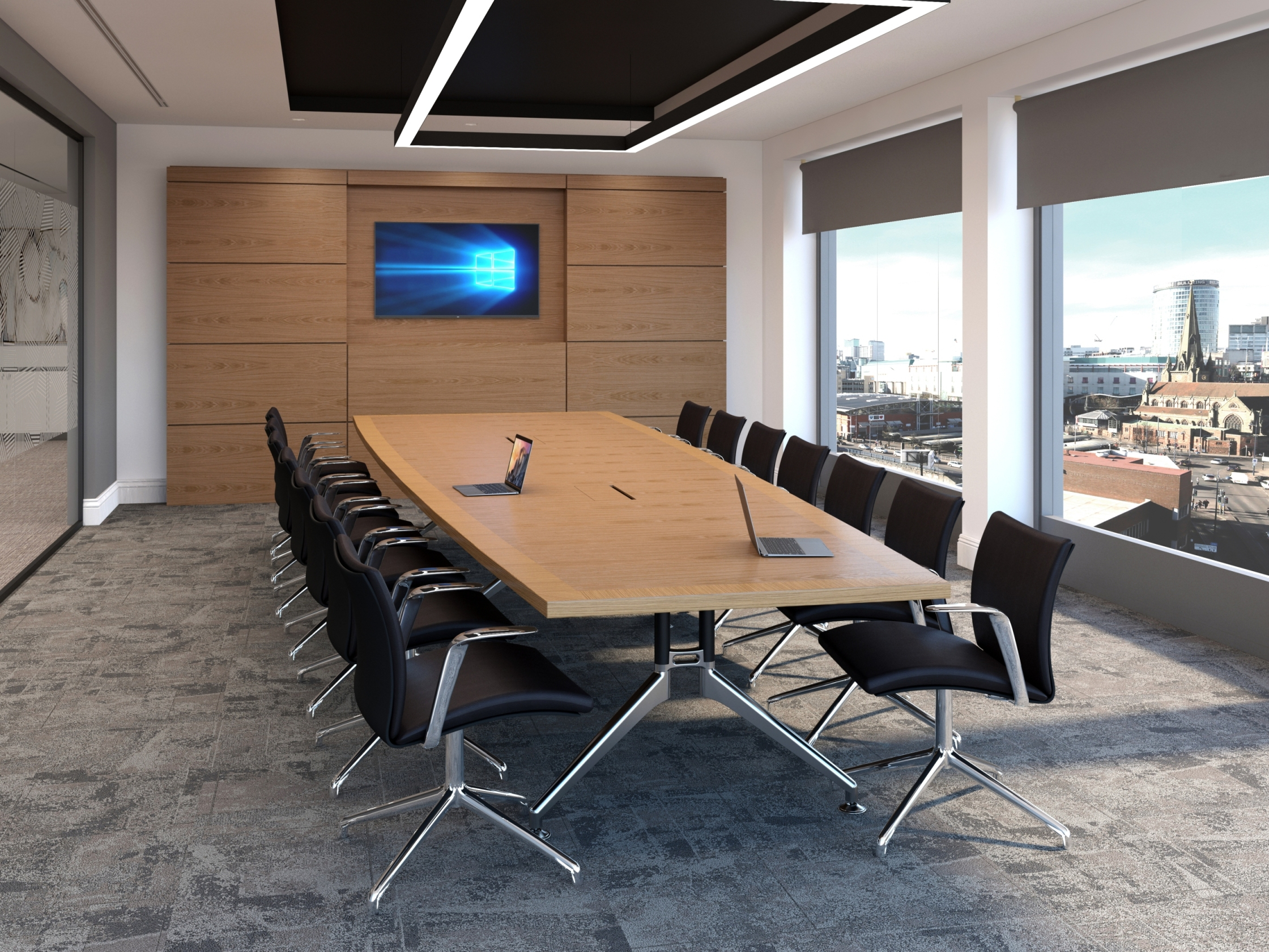 THE IDEAL SOLUTION FOR VIRTUAL & SOCIAL DISTANCED MEETINGS